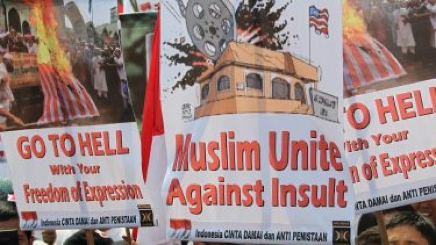 Осъдиха продуцента на антиислямския филм в САЩ