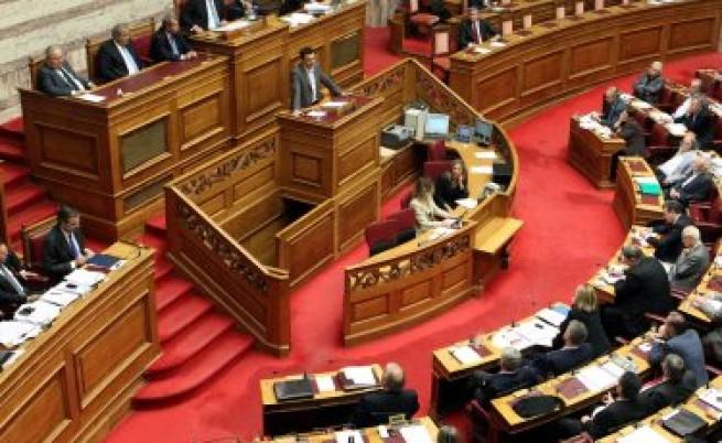 Гърция прие нов пакет за строги мерки