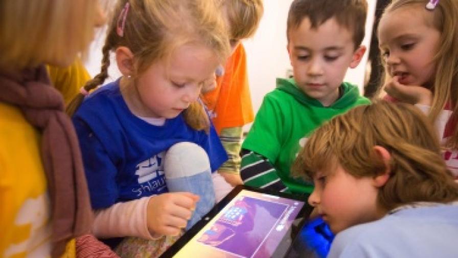 За децата е важно не количеството, а качеството на престоя в нета