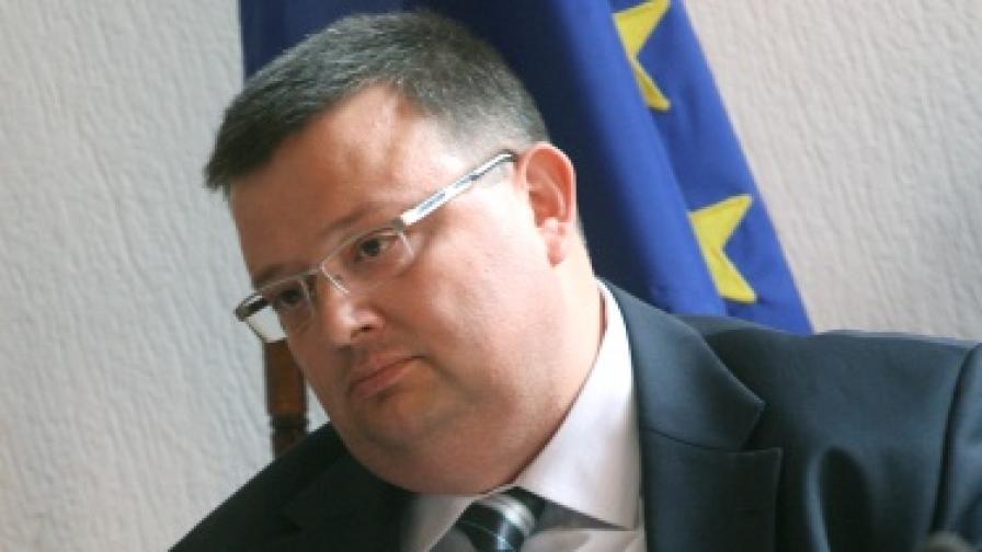 Сотир Цацаров, номиниран за главен прокурор