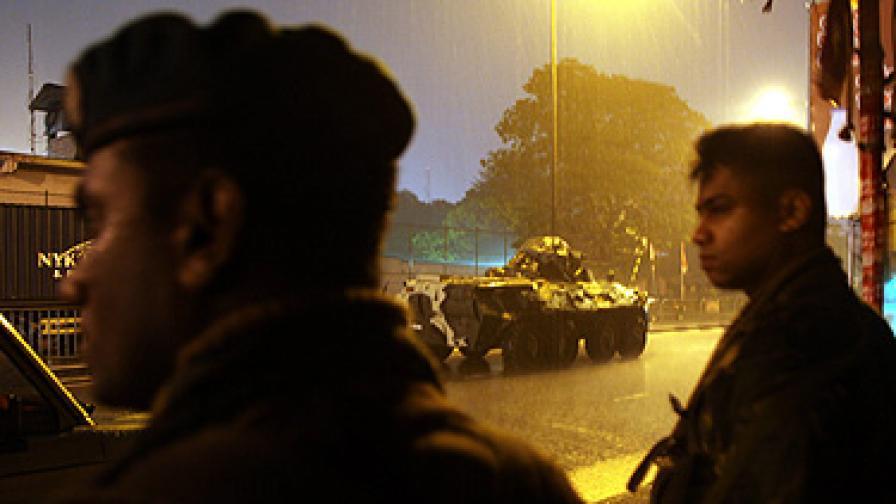 27 убити при престрелка в затвор в Шри Ланка
