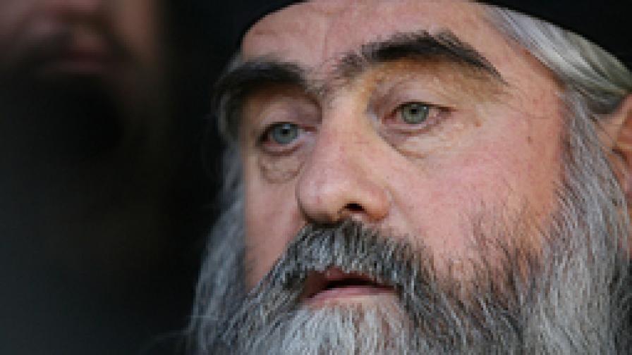 Образувано е производство за кражба на вещи на покойния митрополит Кирил