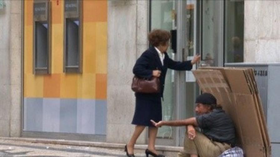 Испания на бунт срещу банките