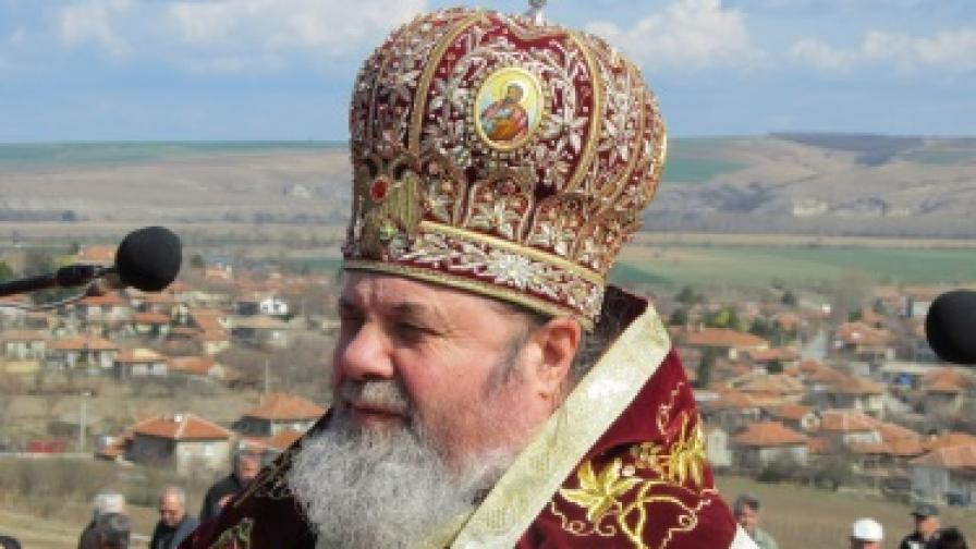 Великотърновският митрополит Григорий