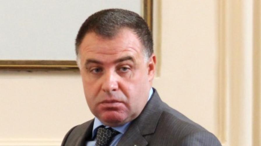 М. Найденов: ГЕРБ не пазарува кметове