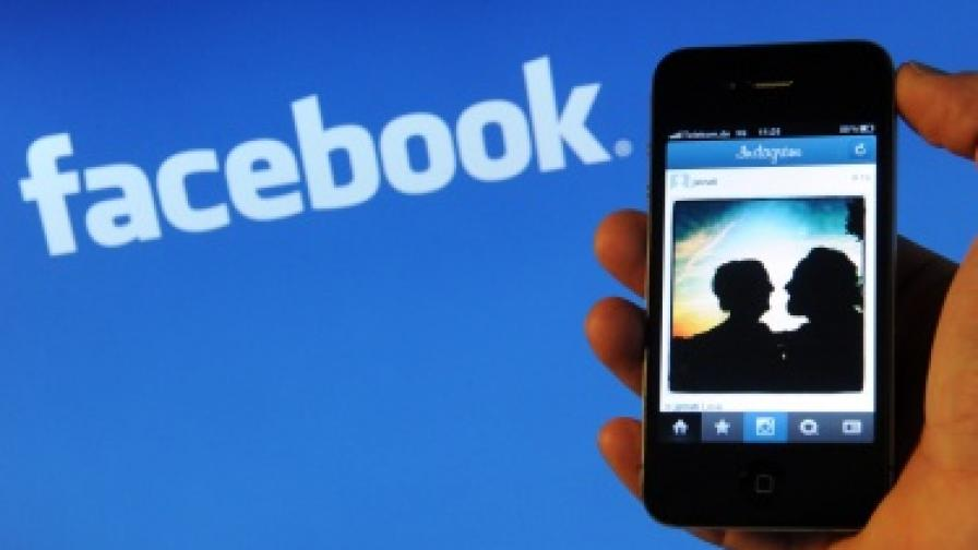 "Акциите на ""Фейсбук"" с четиримесечен максимум"