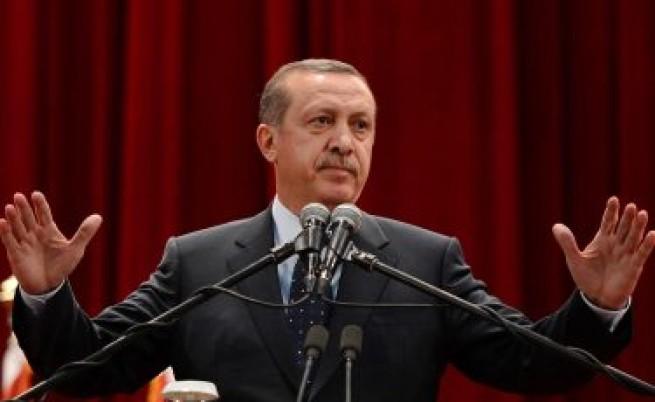 Ердоган се сопна на Русия за ракетите