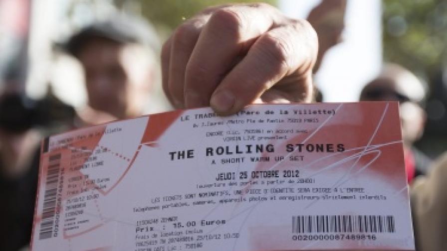 "Глоба за ""Ролинг стоунс"", изнесли прекалено дълъг концерт"