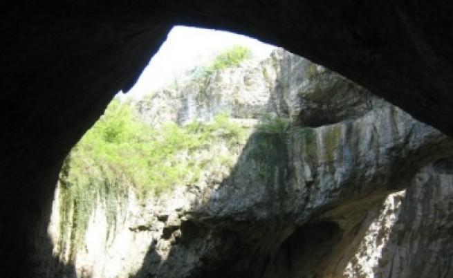 ВАС: Снимките в Деветашката пещера - незаконни