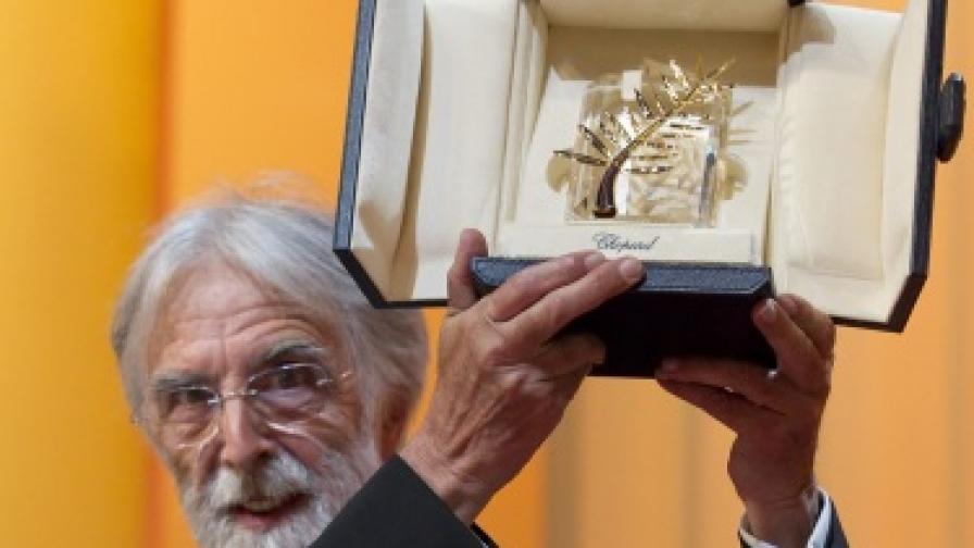 """""""Любов"""" с най-много награди на Европейската филмова академия"""