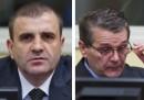 Потвърдени са присъдите за убийците Милан (л) и Средойе Лукич - доживотен и 27 години затвор