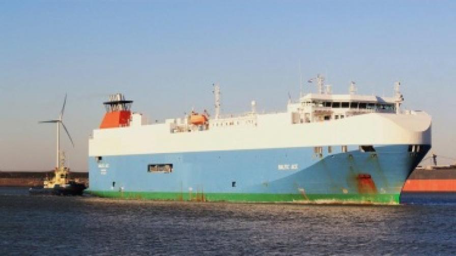 В екипажа на потъналия в Северно море кораб е имало българин