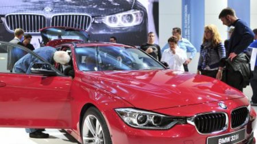БМВ 3 стана автомобил на годината за България