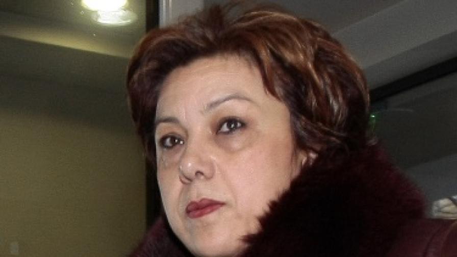 Галя Гугушева след изслушването днес