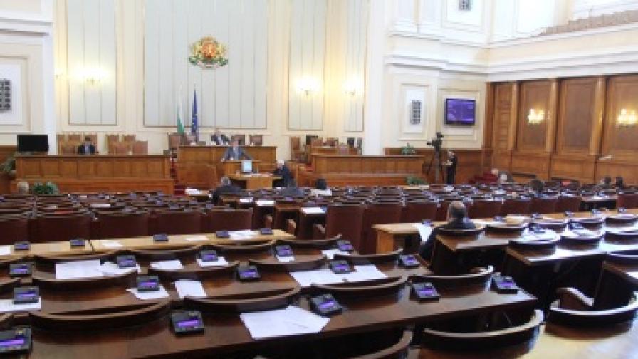 Опозицията бойкотира кворума в парламента