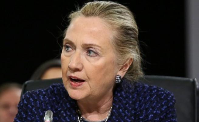 Хилари Клинтън като млада - изненадващо красива