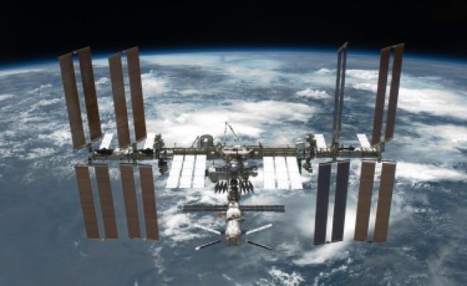 Международната космическа станция (International Space Station)