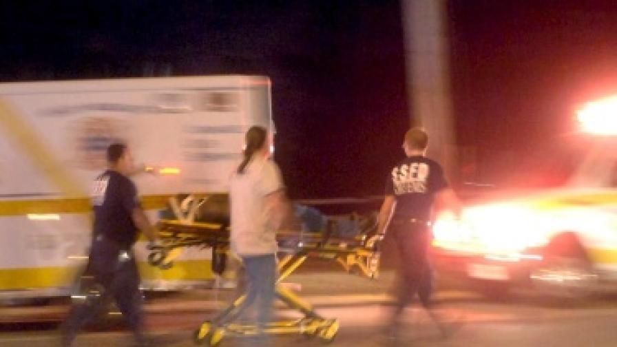 Четирима загинаха при нова стрелба в САЩ