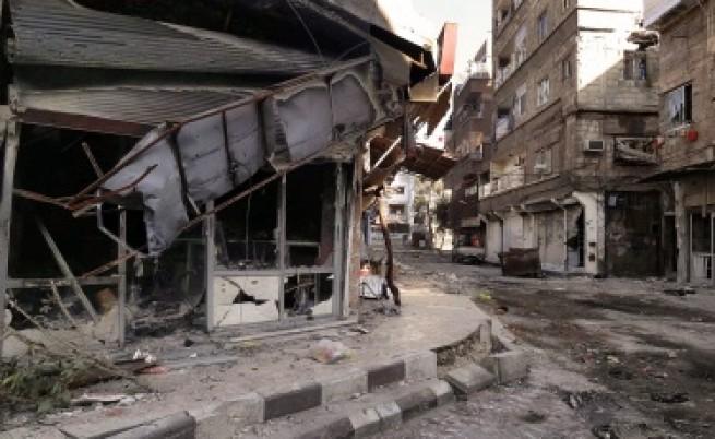 60 убити на опашка за хляб в Сирия