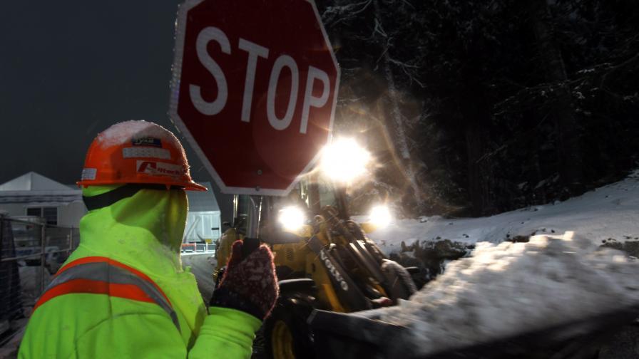 Зимата остави без ток над 135 хил. обекта в САЩ