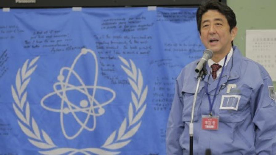 В Япония ще се строят още ядрени реактори