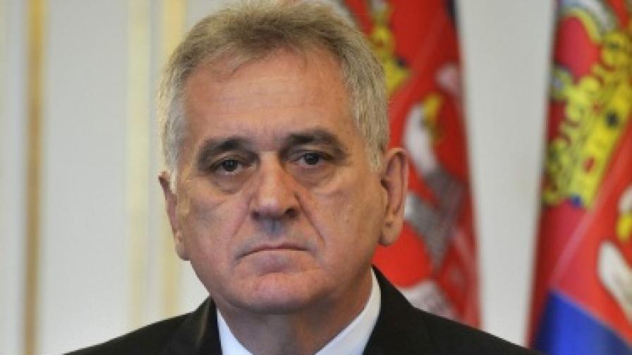 Сръбският посланик у нас бе освободен от длъжност