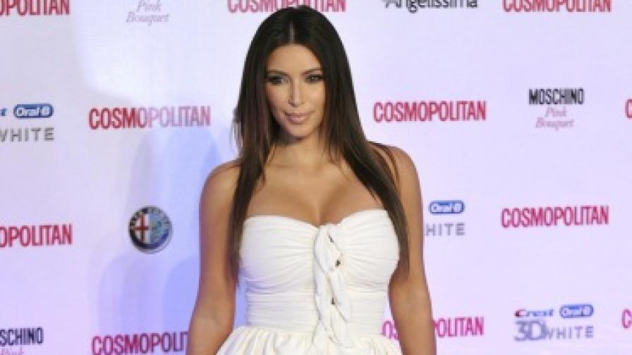 Ким Кардашиян и Кание Уест ще си имат бебе