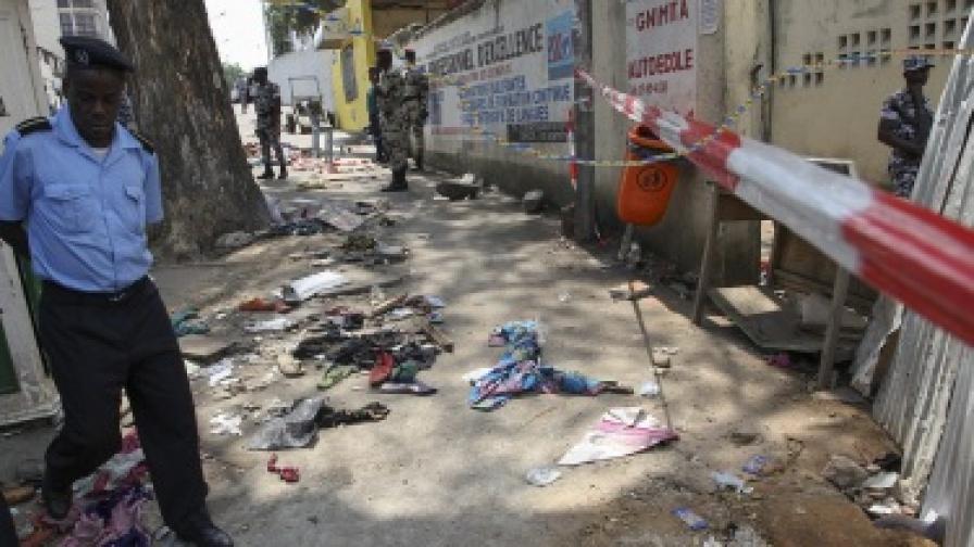 Кот д'Ивоар и Ангола: Десетки премазани в тълпата