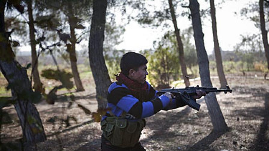 Над 60 хил. души са били убити в Сирия от началото на конфликта