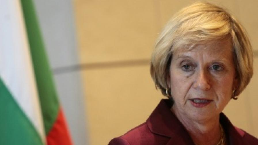 Посланикът на САЩ в България Марси Рийс