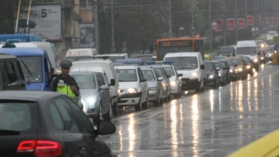 В ход са процедури за ремонти на столични булеварди