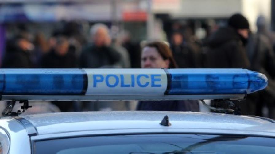 Откраднаха банкомат от полицейско управление