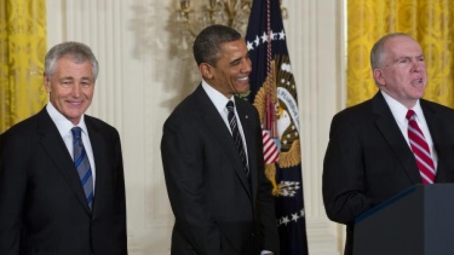 Обама си избра министър на отбраната от опозицията