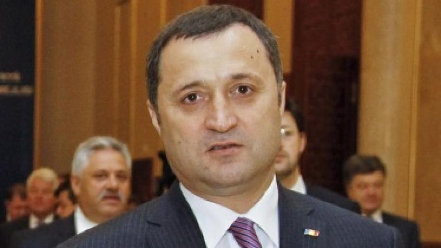 Премиерът Влад Филат