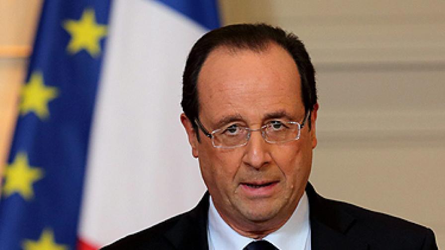 Франция прати войски в Мали