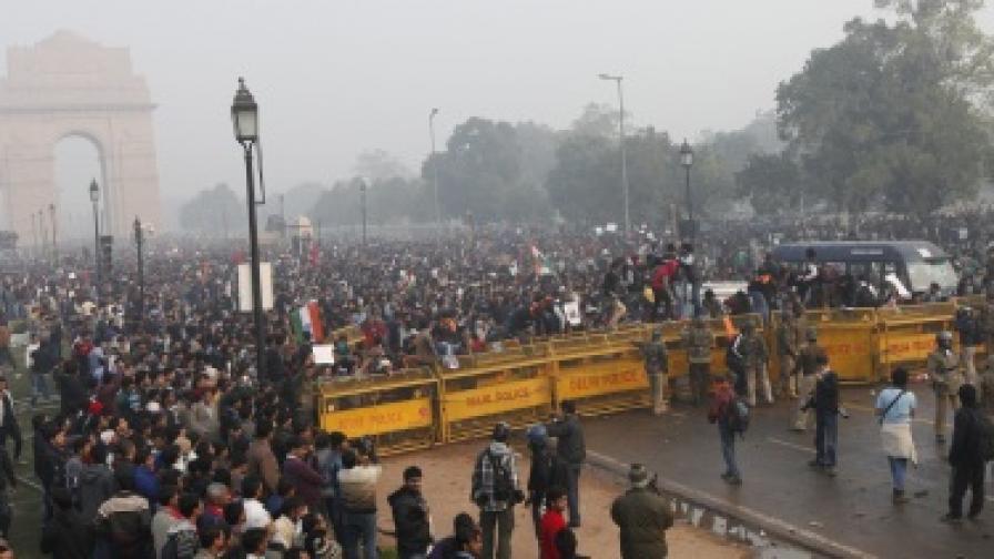 Ново групово изнасилване в Индия