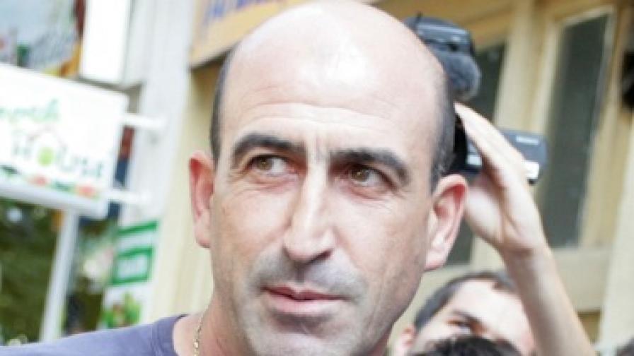 Йордан Лечков получи ефективна присъда от две години