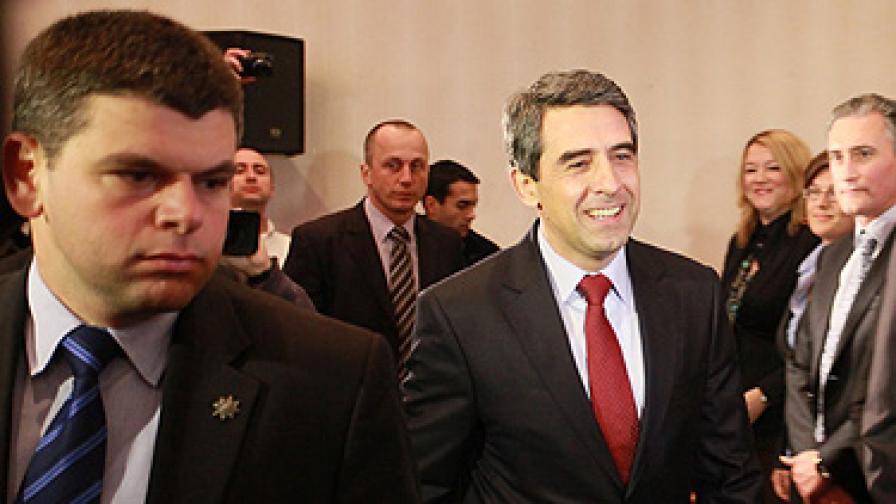Президентът Плевнелиев за икономическата рецепта за България