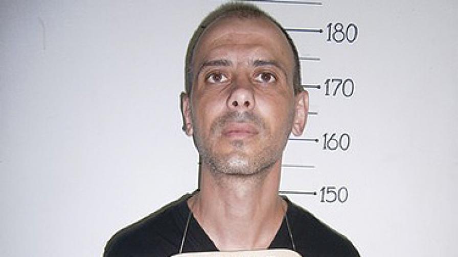 Полицията издирва 38-годишен рецидивист