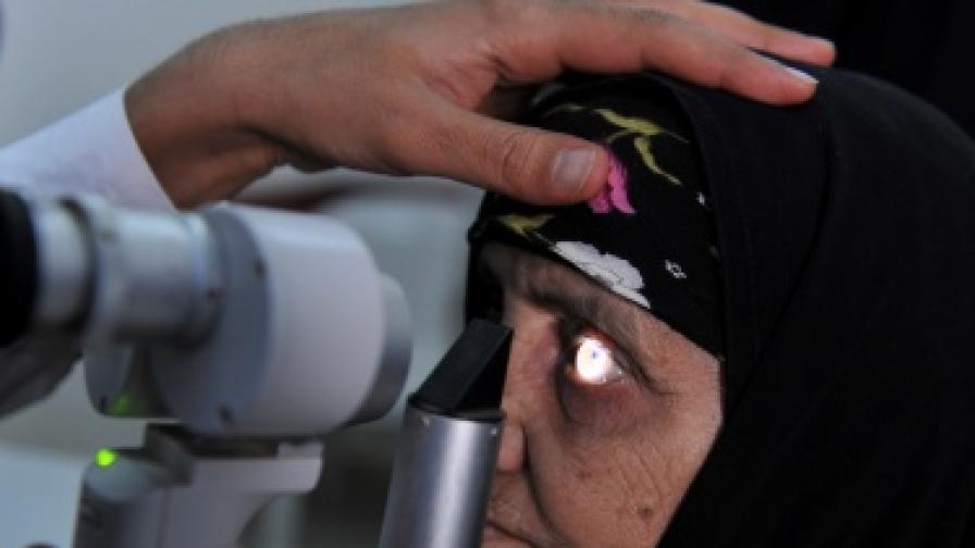 Свързват аспирина със загубата на зрение