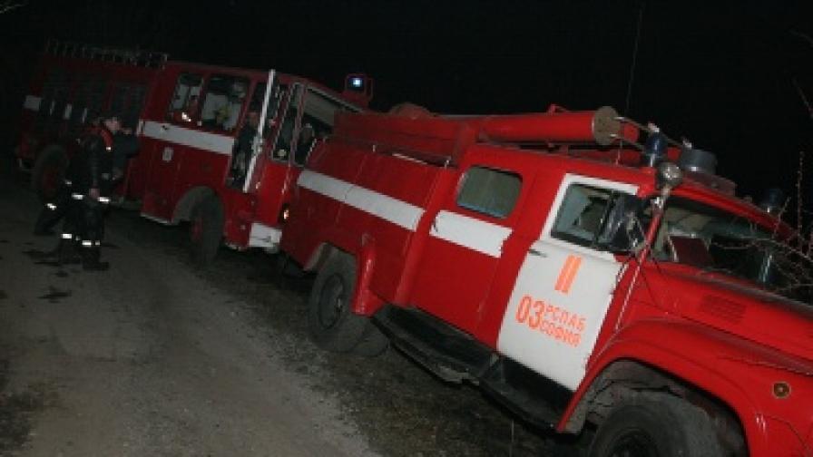 Пожар в Европейското училище в Русе, евакуирани са 700 ученици