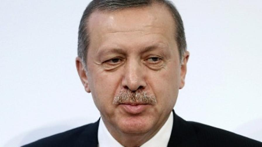 Ердоган прекрои кабинета си