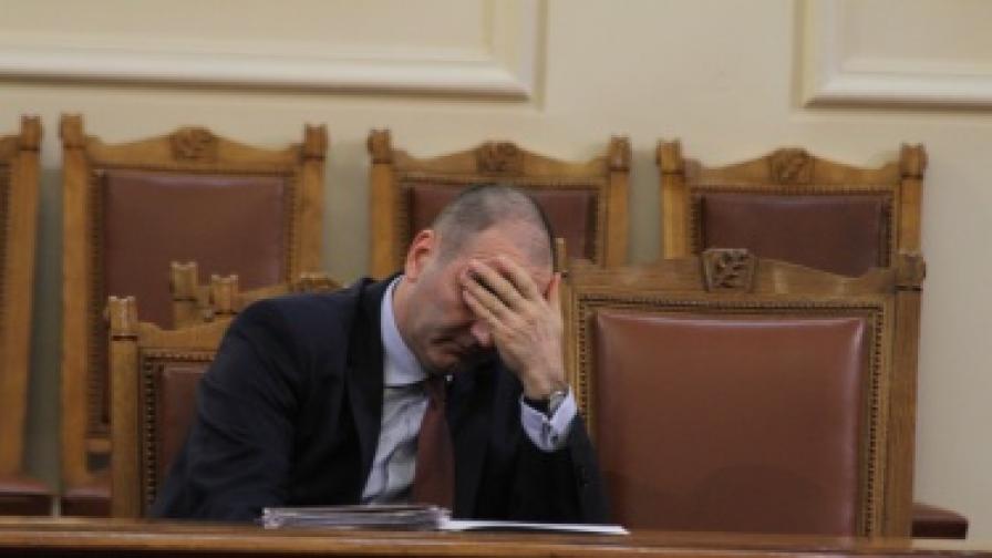 Цветан Цветанов: Организаторите на конференцията на ДПС е трябвало да вземат мерки