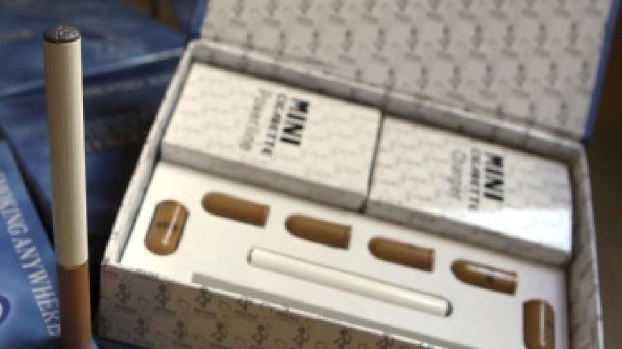 По-вредни ли са електронните цигари?