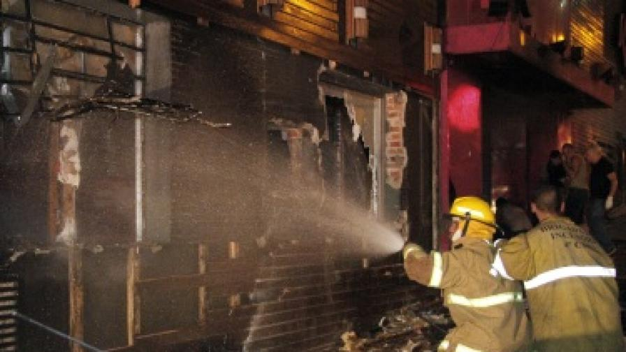 И музиканти арестувани за пожара в бразилската дискотека