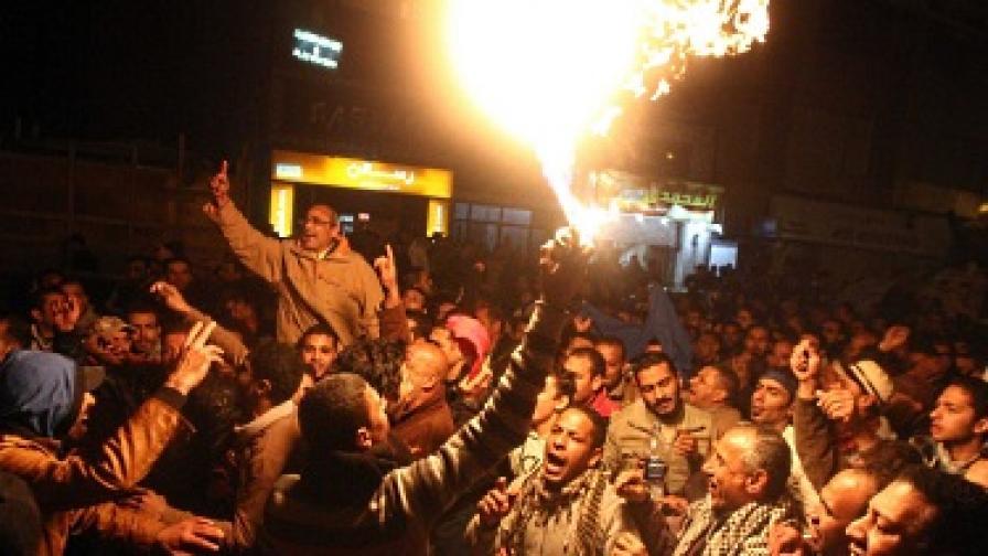 Египет може да се разпадне