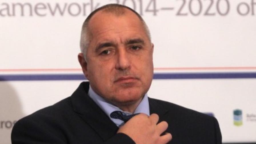 """Борисов: Хората не ги интересува """"Белене"""""""
