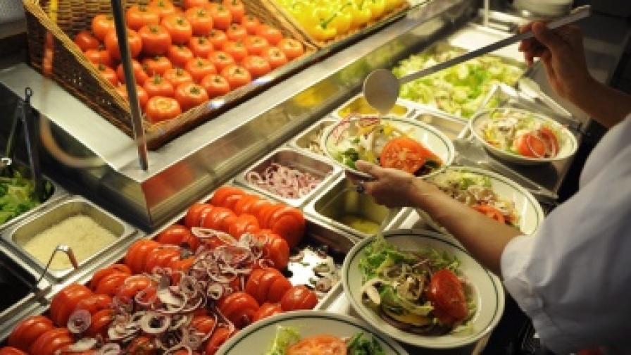Вегетарианците по-рядко страдат от сърдечни болести
