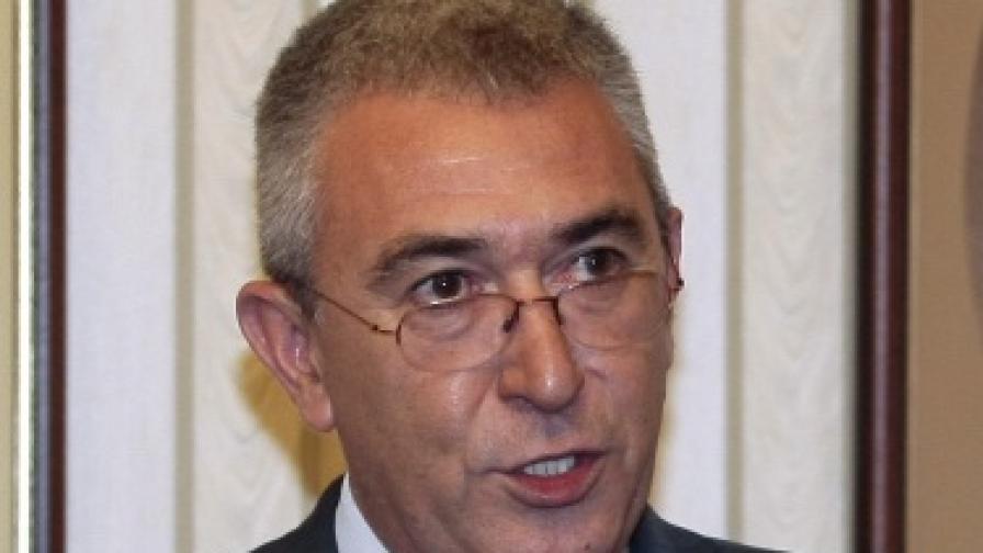 Лазар Груев поиска зони за сигурност около съдебните сгради