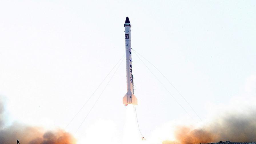 Иранският президент - готов да се пожертва в космоса